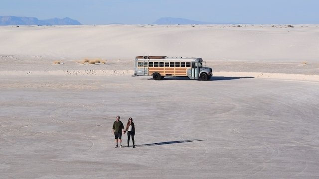 Richard and Elizabeth in White Sands, New Mexico .jpg
