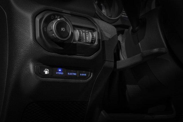 2021 Jeep Wrangler 4xe eMode switch Hybrid
