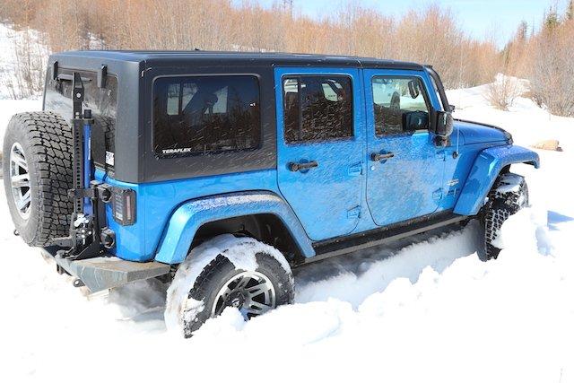 1 Deep sticky an wet cement-like snow.JPG