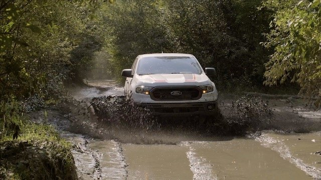 5 The Australian Ranger has a wading capability of 80 cm. What about our Tremor? photo Ford.jpg