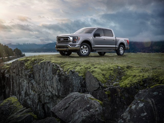 3 RV Trends 2021 Ford F-150 features like enhanced voice recognition, state-of the art navigation, regular software updates and hands free driver assist will fing their way into Ford's RV platforms photo Ford.jpg