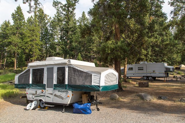 Tower Campground