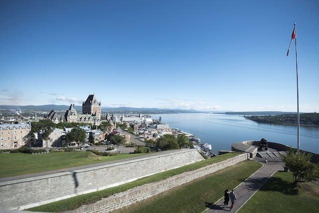 Vieux-Québec Citadelle