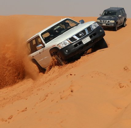 1. The Nissan Patrol is an iconic global off-roader.JPG