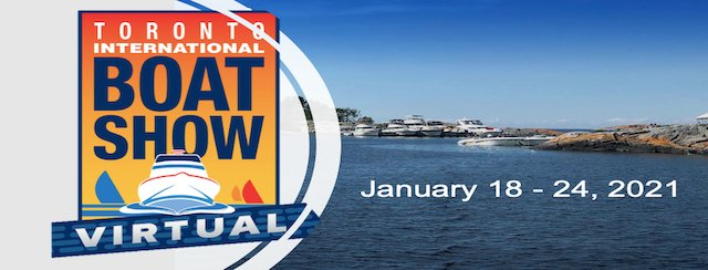 Toronto International Boat Show 2021
