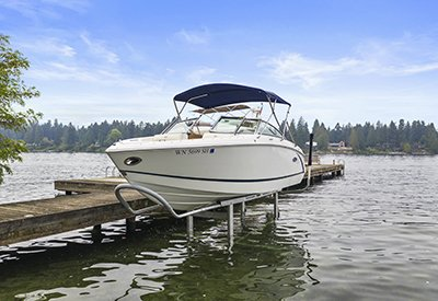 Sunstream® Boat Lifts
