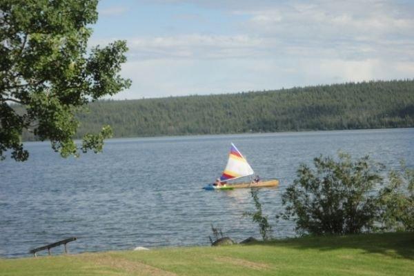 Puntzi Lake Annual Derby