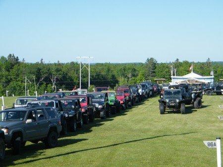 Nova Scotia Jeep Club Jamboree