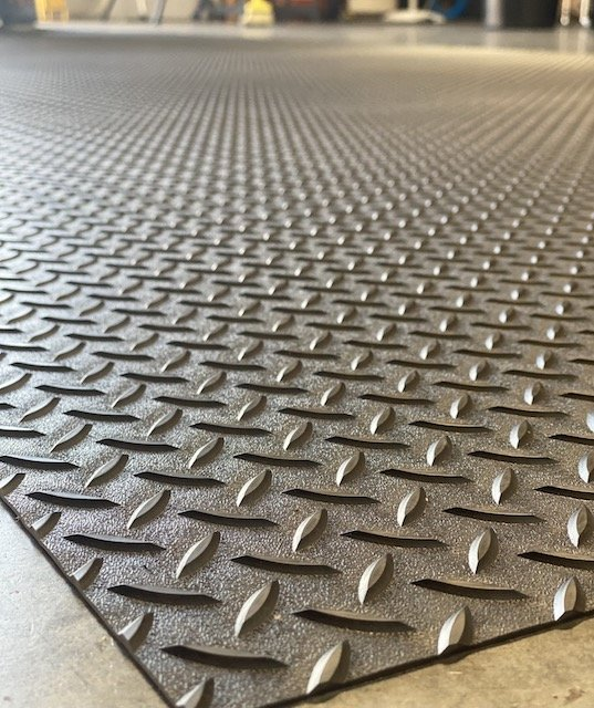 RoughTex Diamond Deck Black Mat Photo Simply Auto Care Products .jpg