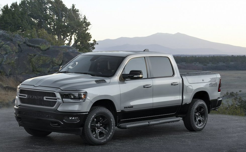 New BackCountry Edition Expands 2022 Ram Lineup