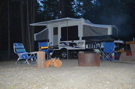 2013 Jayco Baja 10g Folding Camper Toy Hauler Suncruiser