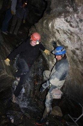 Cody Caves at Kaslo