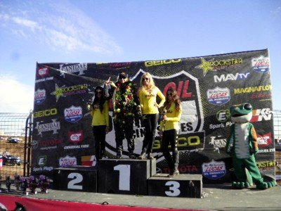 Lucas Champion on Mickey Thompson Tires