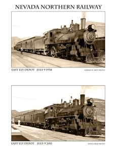 Don T Miss The Train A National Historic Landmark Favorite Treasure In Ely Nv Suncruiser