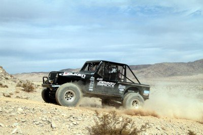 Currie Wins For Everyman KOH 2012