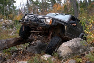 Nova Scotia Jeep Club Jamboree