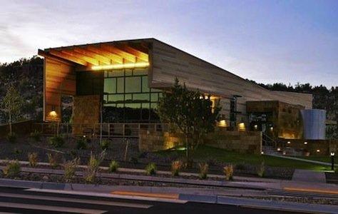 White Rock Visitor Center NM