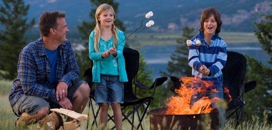 Camping & RVing in B.C.