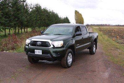 Toyota Tacoma 2012 - Test Drive