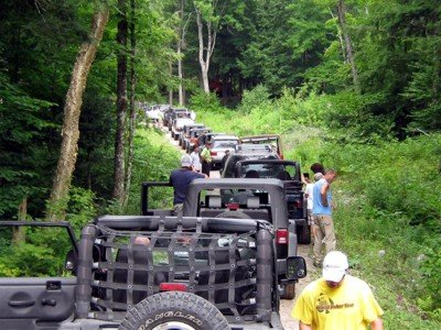 Trailfest 2011