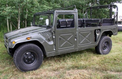 Military Issue Toyota