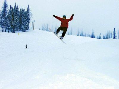 Mount Spokane Snowboarder.jpg