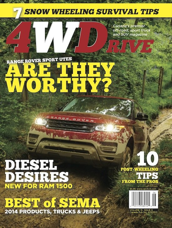 4WD 156 Cover