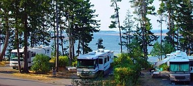 living forest oceanside campground suncruiser. Black Bedroom Furniture Sets. Home Design Ideas