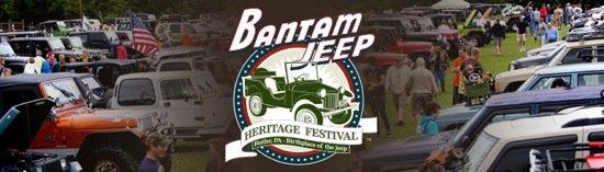 2014 Bantam Jeep Heritage Festival
