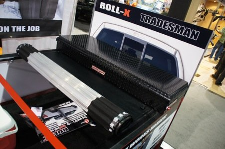Roll-X/Weather Guard Tonneau Cover