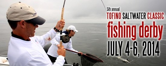 Tofino Saltwater Classic Fishing Derby