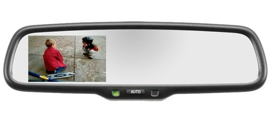 Rearview Mirror Back-up Camera