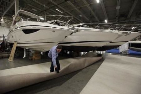Boat Industry Finds Footing; Expects Solid 2014