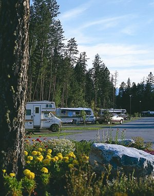 Fairmont Hot Springs Rv Park Suncruiser