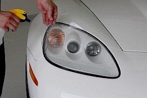 XPEL Headlamp Protection Film