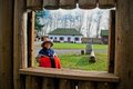 Meet the faces of Fort Langley's past (credit Parks Canada).jpg