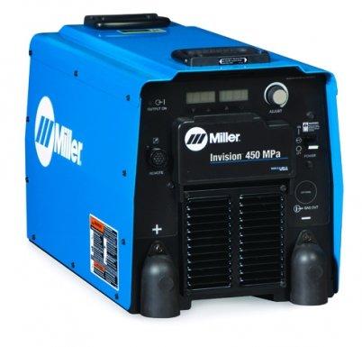 Invision 450 MPa MIG/Pulsed MIG welding inverter
