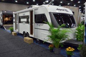 Jay Smart Travel Trailer