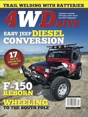 4WD 161