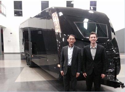 CR-1 Carbon Travel Trailer