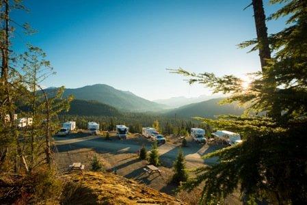 Whistler Rv Park Amp Campground Suncruiser