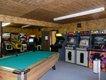 The family loves our gamesroom!
