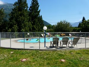 Keep cool in our pool!