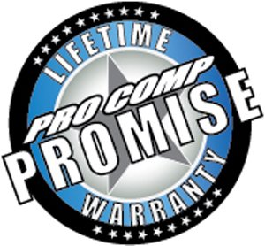 The Pro Comp Promise