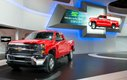 Chevy Unveils City Express Work Van And Bi-Fuel Silverado
