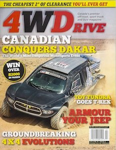 4WD 162 Cover