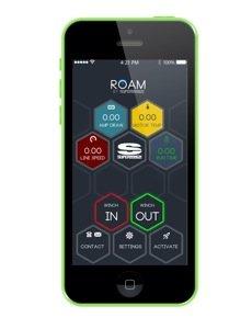 Superwinch ROAM Smartphone App