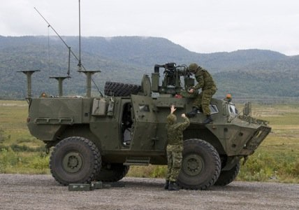 4WD's With Attitude - The History of Canada's Armoured Recce