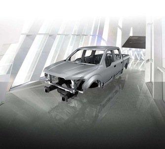 Ford Aluminum Body