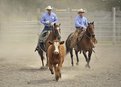 Bar U Ranch Rodeo